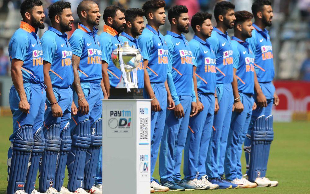 ऑस्ट्रेलिया के खिलाफ दूसरे वनडे में 2 बदलाव के बाद इन 11 खिलाड़ियों के साथ उतरेगी भारतीय टीम