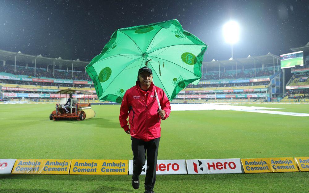 IND vs SL- पहला टी20 बारिश से धुलने के बाद जाने इंदौर में खेले जाने वाले दूसरे टी20 के हर घंटे के मौसम का हाल 1