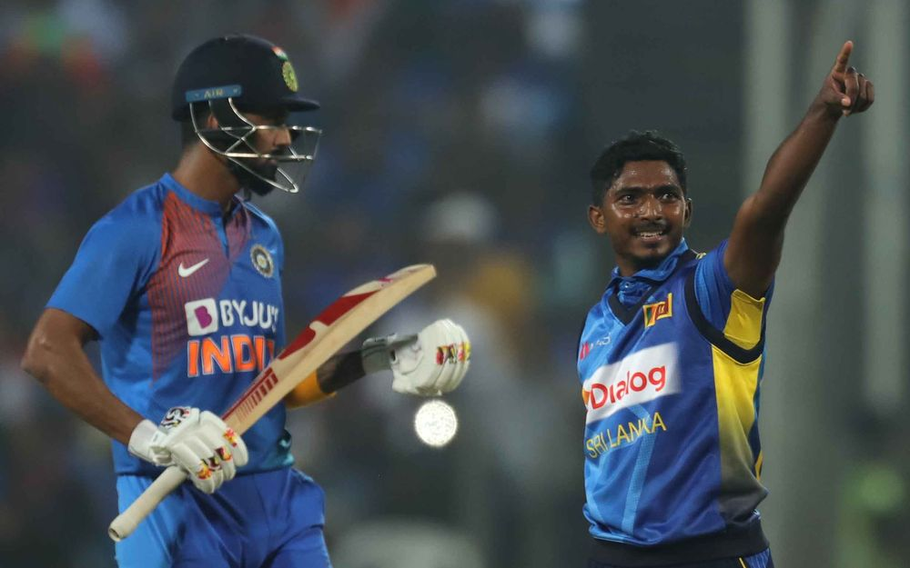 IND vs SL, तीसरा टी-20: सीरीज हारने के बाद लसिथ मलिंगा ने अपने इन खिलाड़ियों की तारीफ की 2