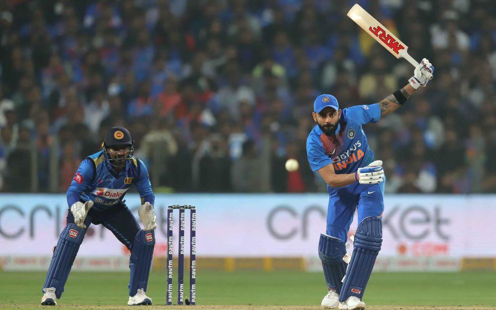 श्रीलंका के खिलाफ पहली ही गेंद पर विराट कोहली ने रचा इतिहास ऐसा करने वाले दुनिया के पहले खिलाड़ी 1