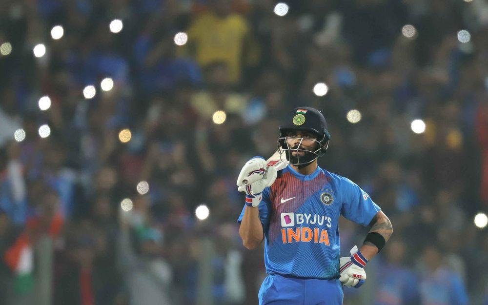 श्रीलंका के खिलाफ पहली ही गेंद पर विराट कोहली ने रचा इतिहास ऐसा करने वाले दुनिया के पहले खिलाड़ी