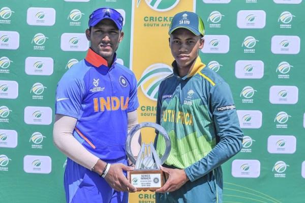 अंडर-19 विश्व कप से पहले भारतीय जूनियर टीम का धमाका, 3 देशों को मात दे जीता फाइनल 1
