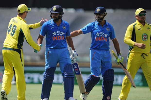 भारत और ऑस्ट्रेलिया, टॉस रिपोर्ट