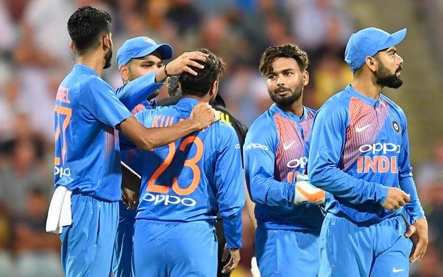 अपने 14 सालों के टी-20 इतिहास में पहली बार ऐसा करेगी भारतीय पुरुष क्रिकेट टीम 1