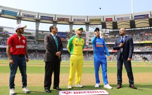 ऑस्ट्रेलिया ने टॉस जीतकर पहले बल्लेबाजी करने का किया फैसला, टीम इंडिया ने इन खिलाड़ियों को दिया मौका 39
