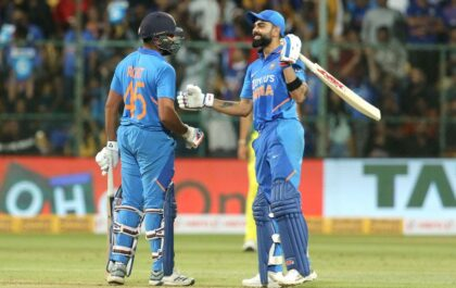 ICC ODI RANKING : सीरीज हार के बाद ऑस्ट्रेलिया को नुकसान, भारत रैंकिंग में इस स्थान पर पहुंचा 37