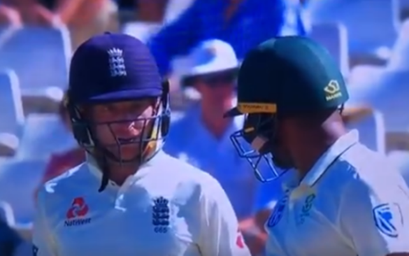 इंग्लैंड के विकेटकीपर जोस बटलर को वर्नोन फिलेंडर के साथ बहस मामले में आईसीसी ने सुनाई ये सजा 14