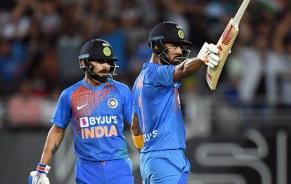 आईसीसी की ताजा टी-20 रैंकिंग घोषित, केएल राहुल नंबर-2 पर बरकरार 6