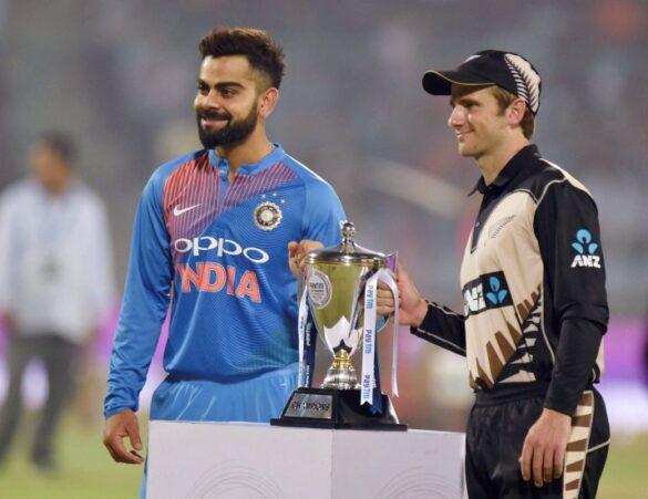 NZ vs IND: आमने-सामने: टी-20 मैचों के सभी आंकड़ें, भारतीय टीम काफी पीछे 45