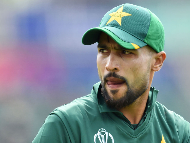 पाकिस्तान के तेज गेंदबाज मोहम्मद आमिर ने मौजूदा समय के इस भारतीय खिलाड़ी को बताया 'महान' 2