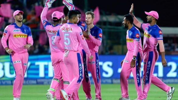 आईपीएल 2020: 27 फरवरी से गुहावटी में अभ्यास करेंगे राजस्थान रॉयल्स 1