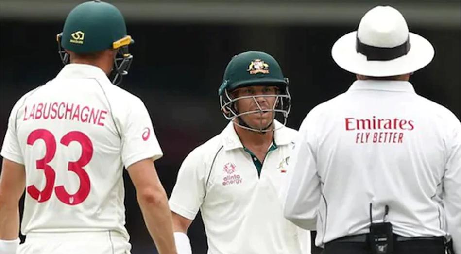 मार्नस लाबुशेन और डेविड वार्नर का 1 रन लेना ऑस्ट्रेलिया को पड़ा भारी, लगा 5 रनों का जुर्माना, जाने क्या है नियम 1
