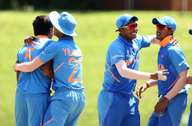 अंडर-19 विश्व कप : भारत ने ऑस्ट्रेलिया को 74 रन से हराकर सेमीफाइनल में बनाई जगह 2