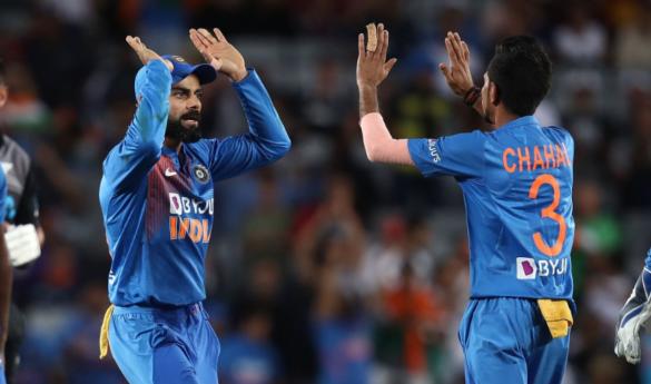 NZ vs IND, दूसरा टी-20: भारतीय टीम की शानदार गेंदबाज, विराट कोहली हुए ट्रोल 14