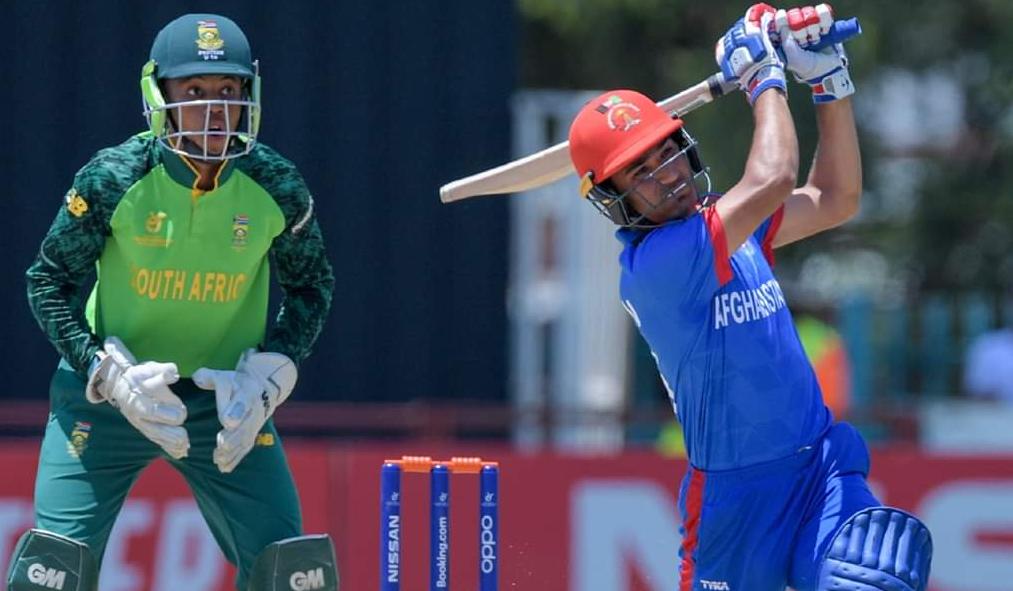 U-19 विश्व कप 2020: पहले मैच में ही बड़ा उलटफेर, अफगानिस्तान ने दक्षिण अफ्रीका को दी करारी शिकस्त 2