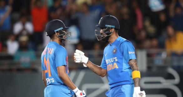 NZ vs IND, दूसरा टी-20: भारत की जीत के बाद सोशल मीडिया पर छाए केएल राहुल और श्रेयस अय्यर 13