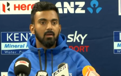 NZ vs IND: केएल राहुल ने बताया, कैसे विकेटकीपिंग से उनकी बल्लेबाजी को हो रहा फायदा? 3