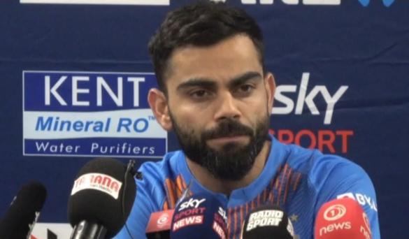 क्या विश्व कप की हार का बदला लेने के इरादे से मैदान पर उतरेगी भारतीय टीम? विराट कोहली ने दिया जवाब 7