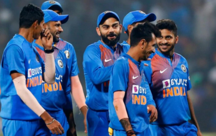 अपने 14 सालों के टी-20 इतिहास में पहली बार ऐसा करेगी भारतीय पुरुष क्रिकेट टीम 4