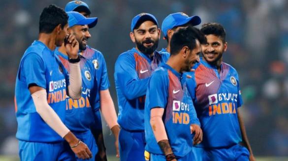 अपने 14 सालों के टी-20 इतिहास में पहली बार ऐसा करेगी भारतीय पुरुष क्रिकेट टीम 23