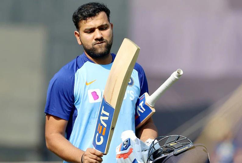 IND vs AUS: मुंबई वनडे से पहले टीम इंडिया के लिए बुरी खबर रोहित शर्मा नेट्स प्रैक्टिस के दौरान हुए चोटिल 2