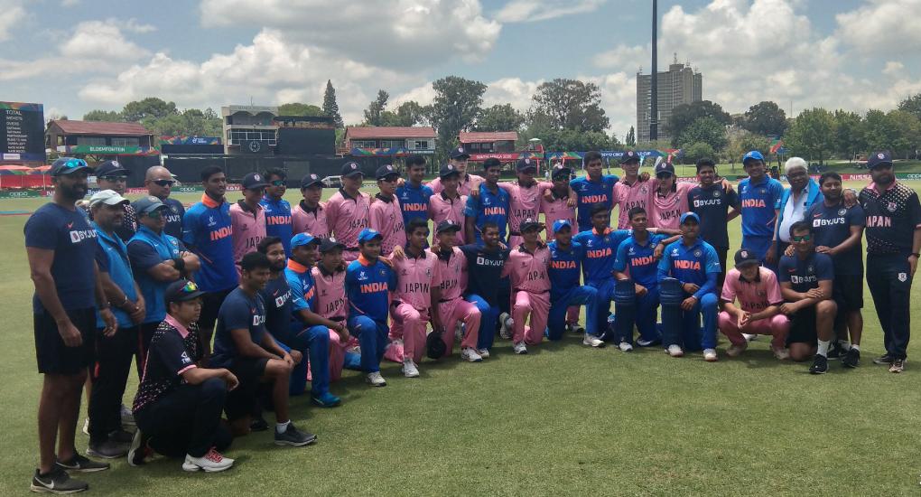 अंडर-19 विश्व कप 2020: जापान को हराने का बाद भारतीय टीम ने लगाई रिकॉर्ड की झड़ी, इतिहास के पन्नों में दर्ज हुआ मैच 1
