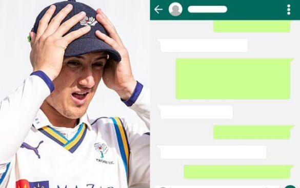 इंग्लैंड के सेक्युअल वॉट्सएप चैट को लेकर टॉम कोहलर ने कबूल की गलती, कहा ये विचार था बड़ा भयानक 21