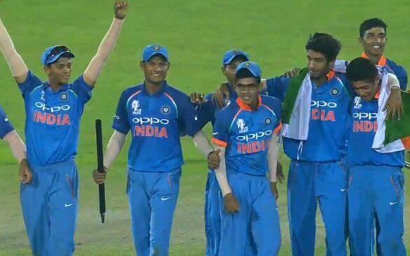 U19 WC- भारतीय अंडर-19 टीम ने पहले मैच में श्रीलंका अंडर-19 टीम को दी मात, जाने पूरे मैच का हाल 26