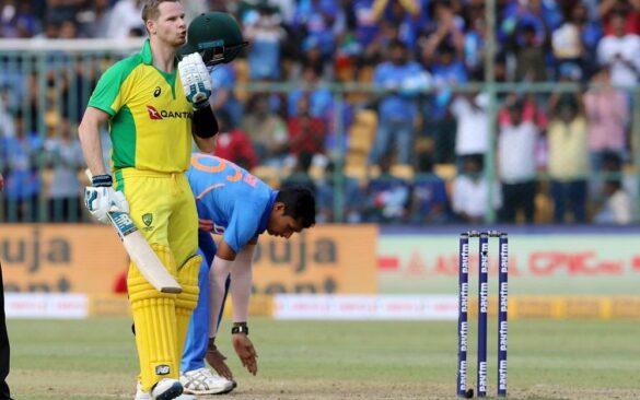 IND v AUS : पहली पारी के बाद स्टीवन स्मिथ की हुई तारीफ, इस भारतीय खिलाड़ी का उड़ा मजाक 37