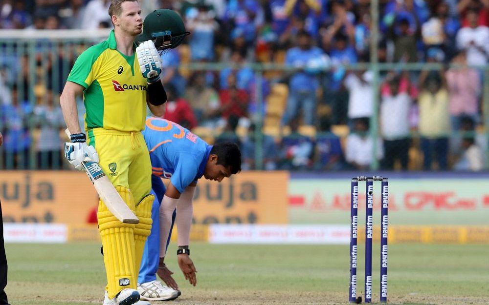 IND v AUS : पहली पारी के बाद स्टीवन स्मिथ की हुई तारीफ, इस भारतीय खिलाड़ी का उड़ा मजाक