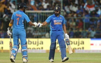 IND v AUS : STATS : मैच में बने 14 रिकॉर्ड, रोहित शर्मा और विराट कोहली ने लगाई रिकॉर्ड्स की झड़ी 1