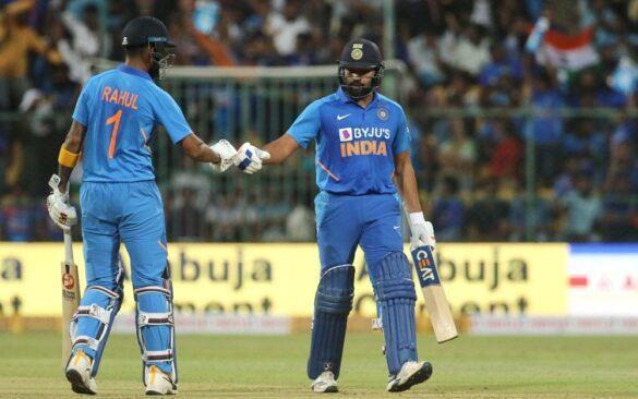 IND v AUS : STATS : मैच में बने 14 रिकॉर्ड, रोहित शर्मा और विराट कोहली ने लगाई रिकॉर्ड्स की झड़ी 11