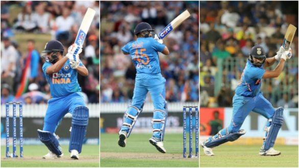 NZ vs IND: तीसरे मैच के दौरान मात्र 5 गेंदों में रोहित शर्मा ने बनाये ताबड़तोड़ 26 रन, वीडियो हुई वायरल 10