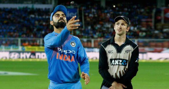 NZ v IND, 1st T20I: भारत ने टॉस जीता किया गेंदबाजी का फैसला, टीम इंडिया में इन XI खिलाड़ियों को मिला मौका 11