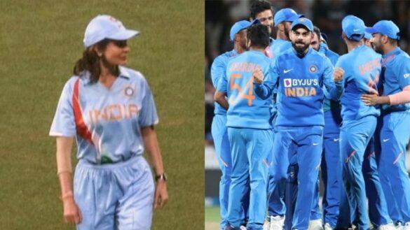 न्यूजीलैंड के खिलाफ सुपर ओवर में जीत के बाद अनुष्का शर्मा ने टीम इंडिया को खास अंदाज में दी बधाई 7