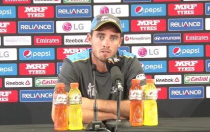 तीसरे टी-20 मैच से पहले टिम साउदी ने भारतीय टीम को सराहा, वापसी का दम भी भरा 11