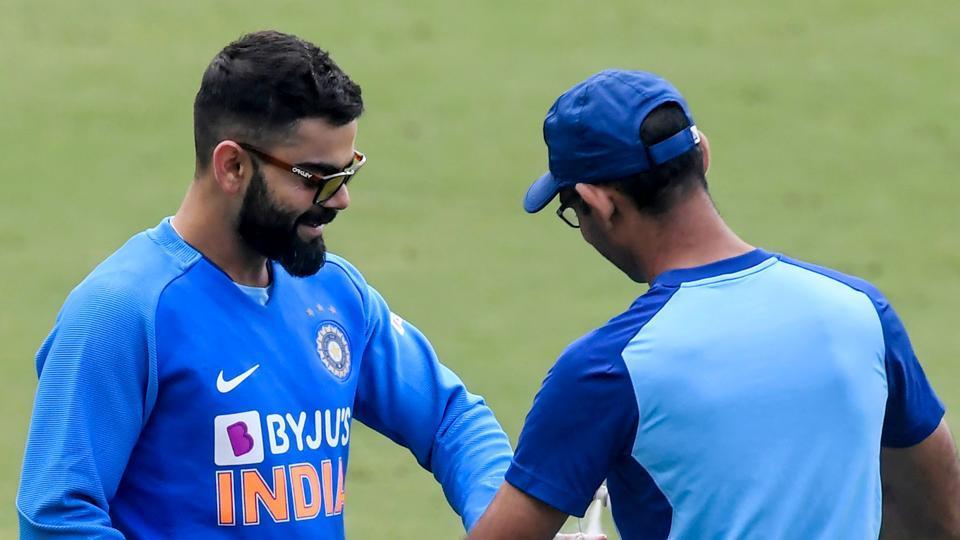 IND vs SL: श्रीलंका के खिलाफ टी-20 सीरीज से पहले चोटिल हुए कप्तान विराट कोहली