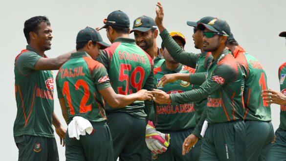 पाकिस्तान के खिलाफ टी-20 सीरीज के लिए बांग्लादेश टीम का ऐलान,लंबे समय बाद इस खिलाड़ी की वापसी 21