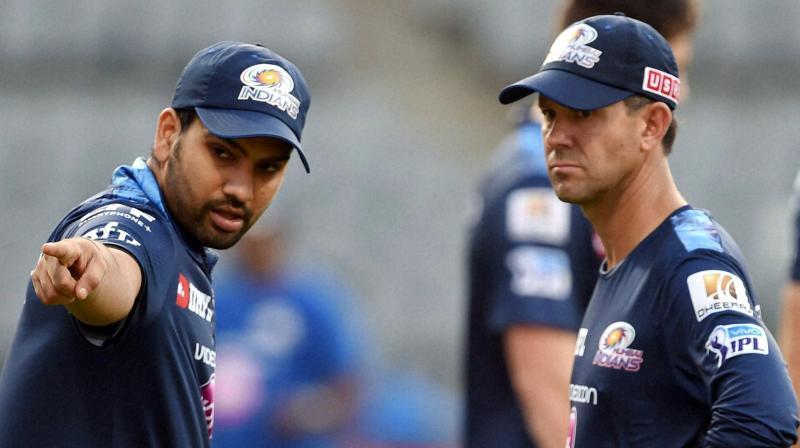 रोहित शर्मा असधारण कप्तान और खिलाड़ी है: रिकी पोंटिंग 1