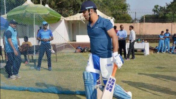 खत्म हुआ अटकलों का सिलसिला, इस दिन क्रिकेट मैदान पर उतरेंगे महेंद्र सिंह धोनी 1