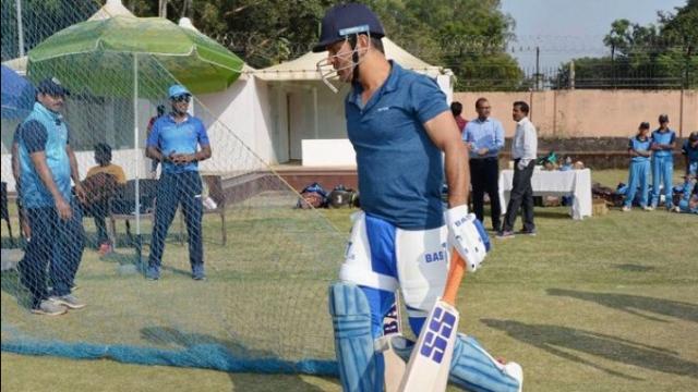 खत्म हुआ अटकलों का सिलसिला, इस दिन क्रिकेट मैदान पर उतरेंगे महेंद्र सिंह धोनी