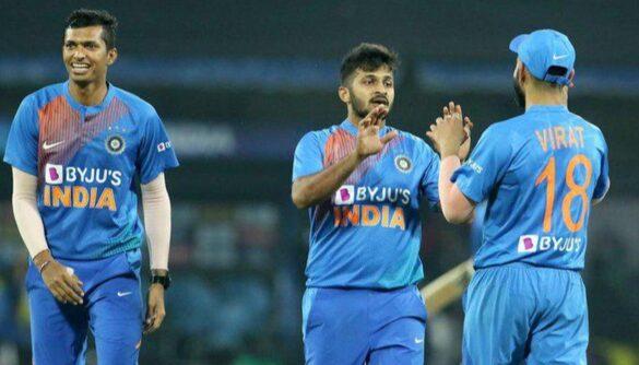 ओवर के अंतिम 2 गेंदों पर 2 विकेट लेने वाले शार्दुल ठाकुर तीसरे टी-20 के पहले गेंद पर विकेट लेने के बाद भी हासिल नहीं करेंगे हैट्रिक, जाने वजह 22