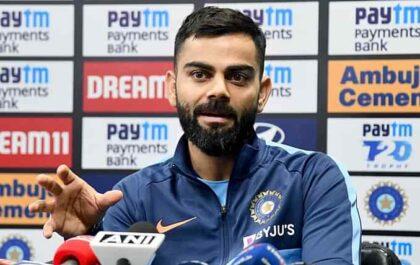 IND v AUS : 'मैन ऑफ़ द सीरीज' विराट कोहली ने जमकर की इस भारतीय खिलाड़ी की तारीफ 37