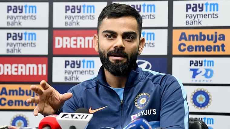 IND v AUS : 'मैन ऑफ़ द सीरीज' विराट कोहली ने जमकर की इस भारतीय खिलाड़ी की तारीफ