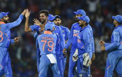 NZ vs IND: वनडे सीरीज के लिए 16 सदस्यीय टीम की हुई घोषणा, शिखर धवन हुए बाहर पहली बार इस खिलाड़ी को मिला मौका 4