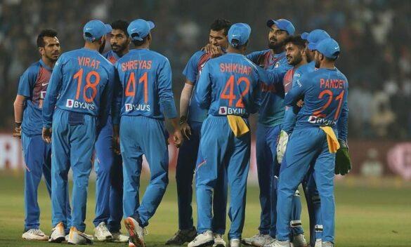 आईसीसी ने जारी की टी-20 रैंकिंग, भारतीय गेंदबाजों को हुआ बड़ा फायदा, टॉप 10 में ये गेंदबाज 8