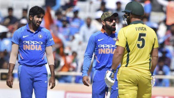 भारत और ऑस्ट्रेलिया के बीच एकदिवसीय सीरीज की पूरी शेड्यूल, जाने कब और कहाँ होगा कौन सा मैच 9