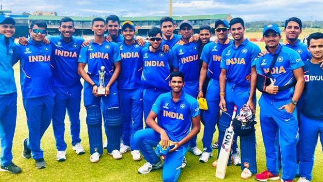 इंडिया अंडर19 ने जिम्बाब्वे अंडर19 को 89 का हराया, दिव्यांश सक्सेना बने जीत के हीरो 1