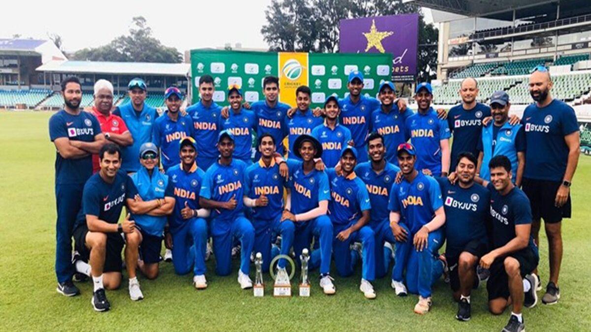 U-19 वर्ल्ड कप : भारतीय अंडर-19 टीम का पूरा शेड्यूल, जाने कब और कहाँ होगा कौन सा मैच