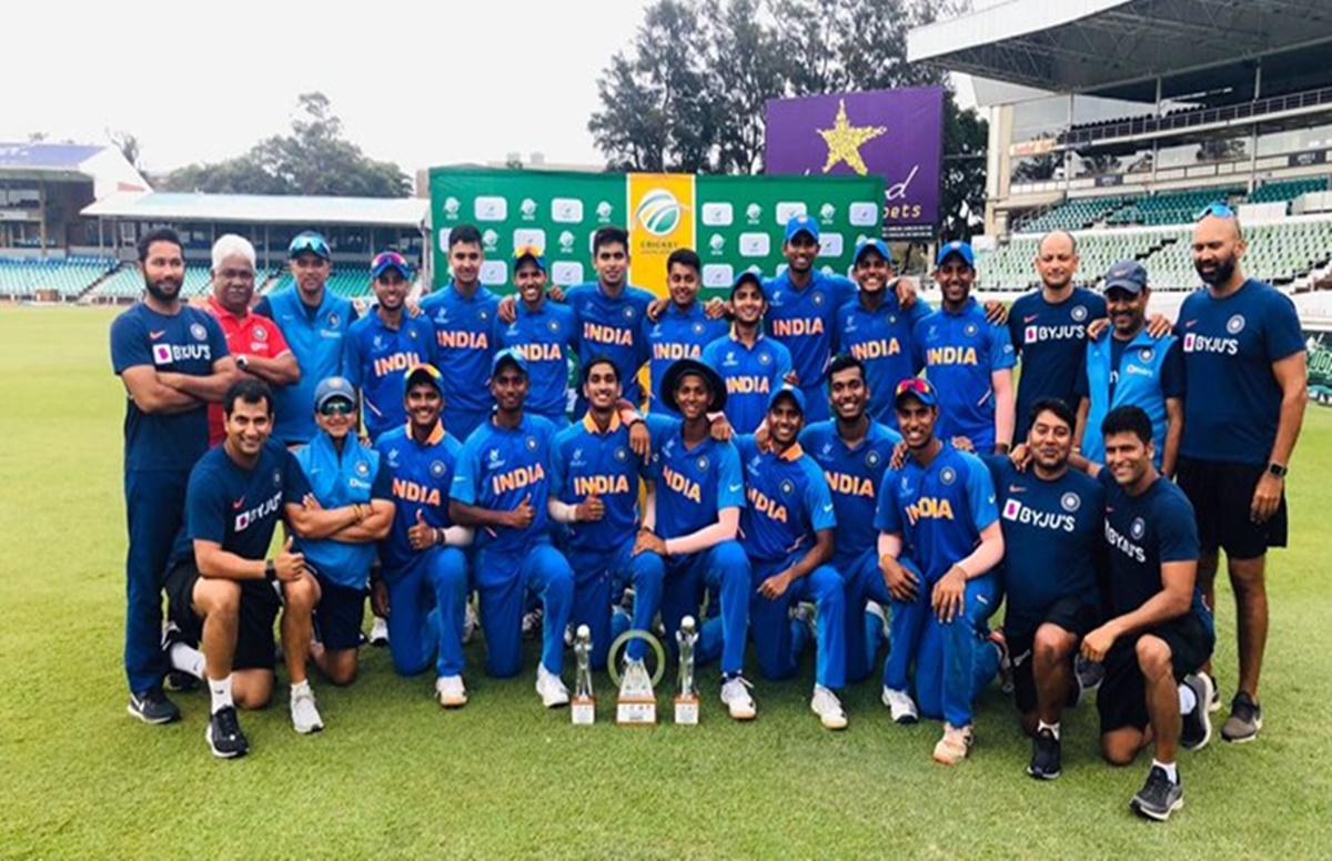 U-19 वर्ल्ड कप : भारतीय अंडर-19 टीम का पूरा शेड्यूल, जाने कब और कहाँ होगा कौन सा मैच 3